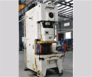 SAMHO-SH110 Punching Machine